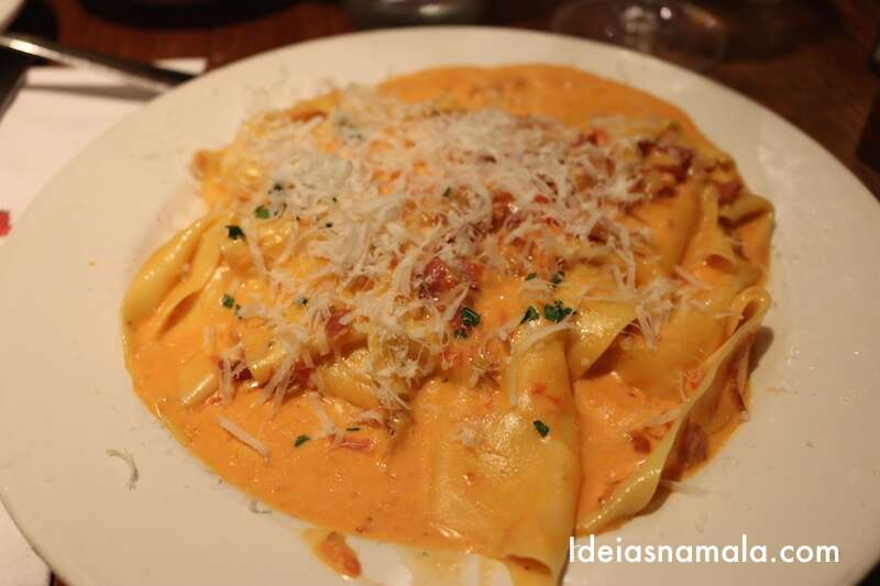 Pappardelle Alla Fiesolana -Bar Pitti