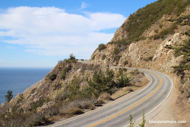 Highway 1 - Big Sur
