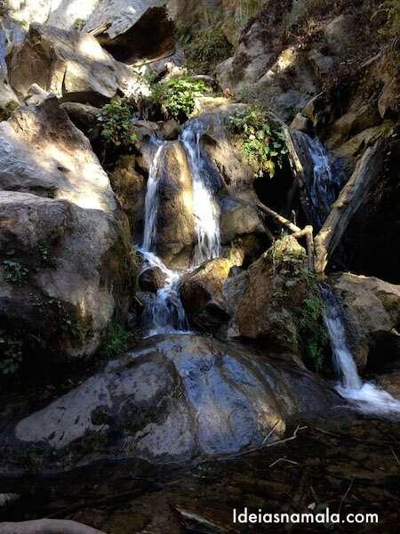 Cachoeira do Limekilm State Park - Big Sur