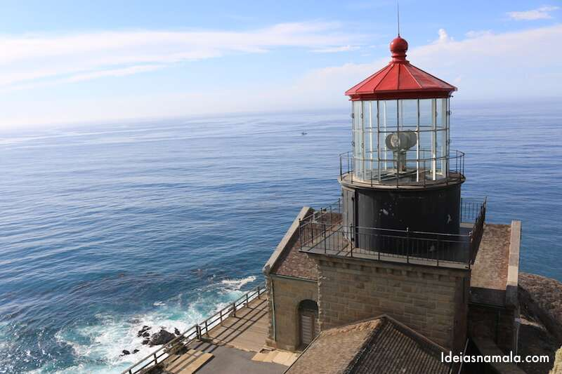 Farol de Point Sur - Big Sur