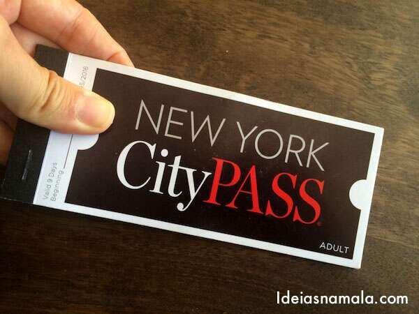 City Pass - Nova York
