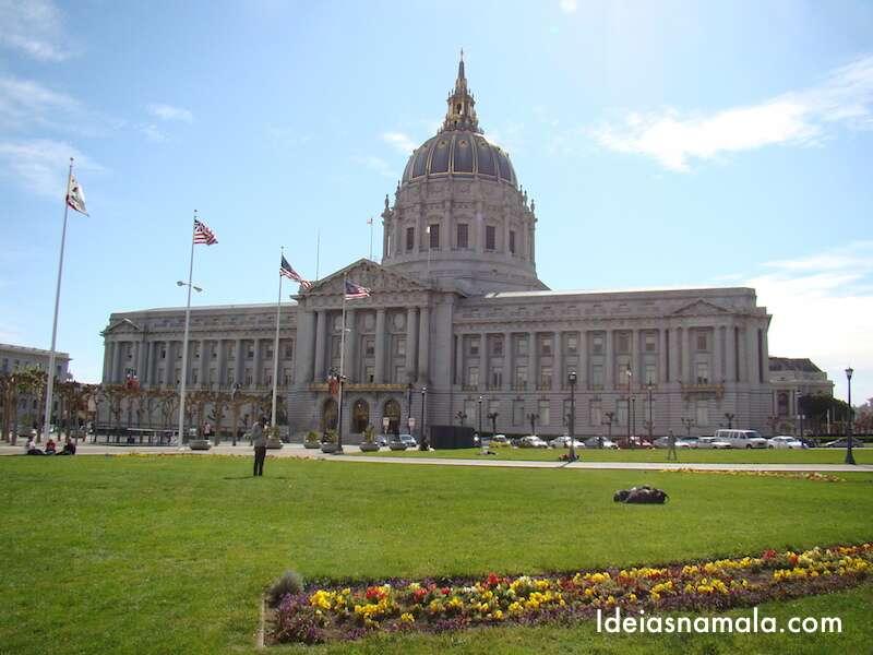Civic Center - San Francisco