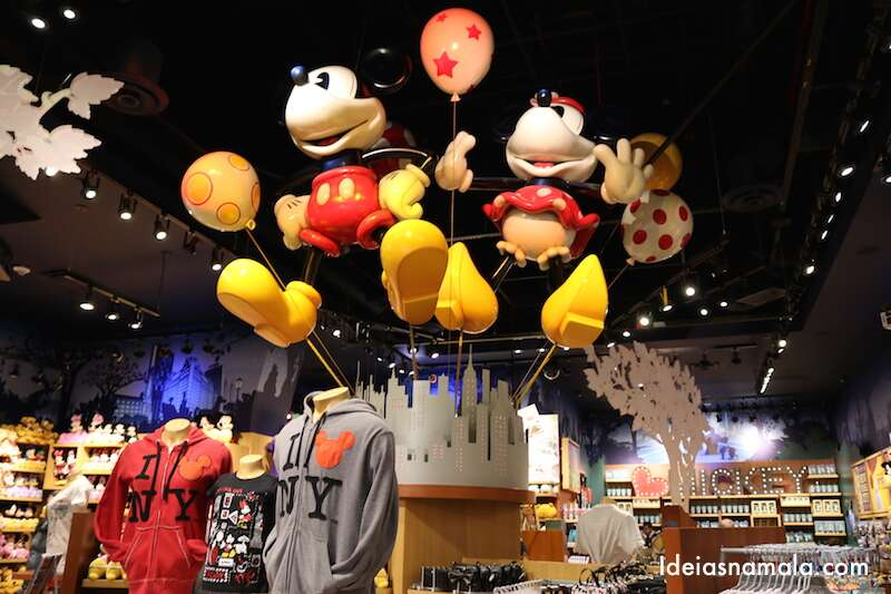 Disney Store - New York