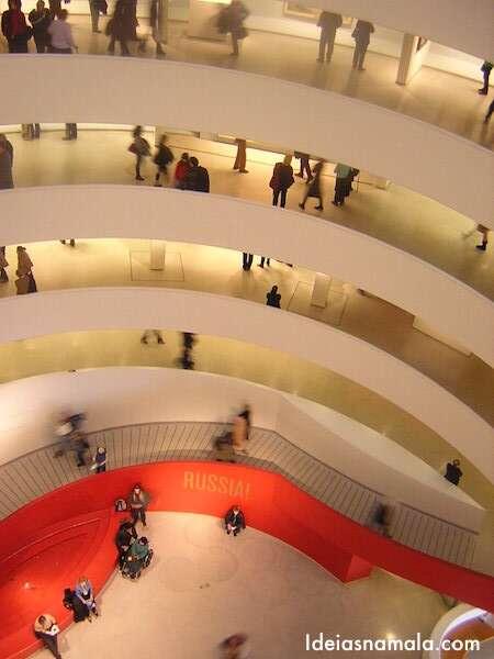Museu Guggenheim - NY