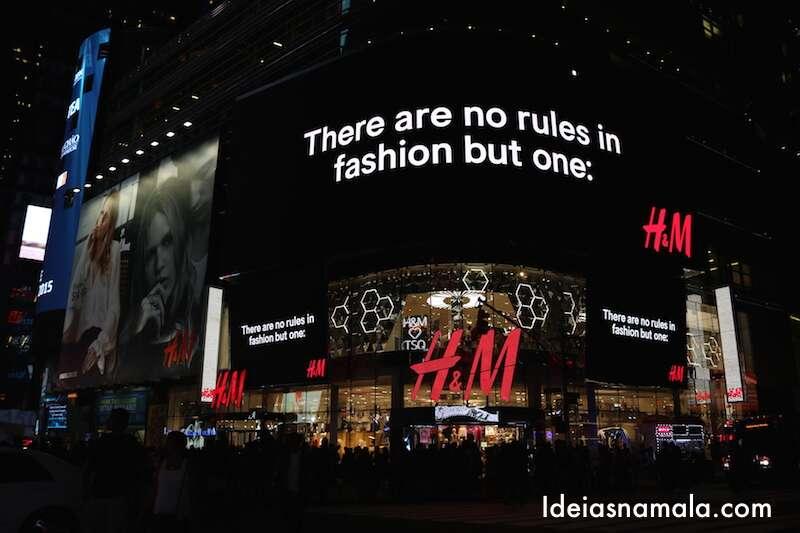 H&M - Nova York