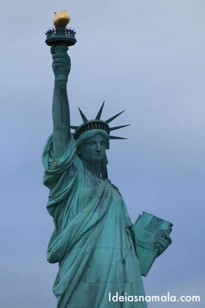 Estátua da Liberdade - Nova York