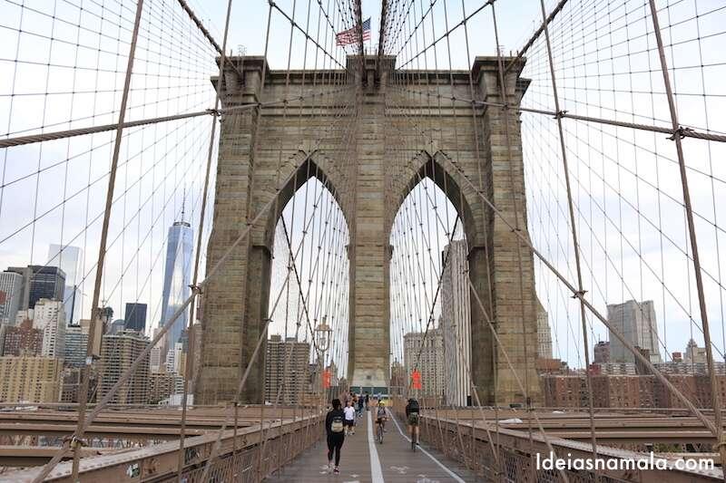 Ponte do Brooklyn - NYC