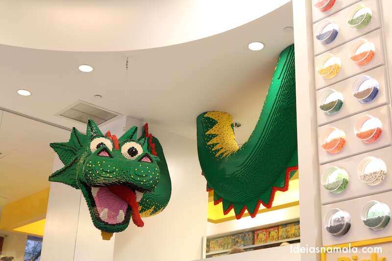 Lego Store - New York