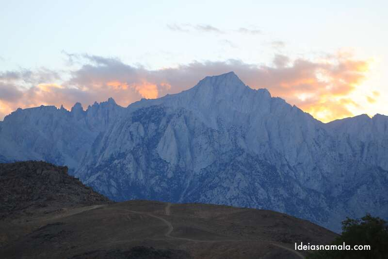 Mount Whitney - Califórnia