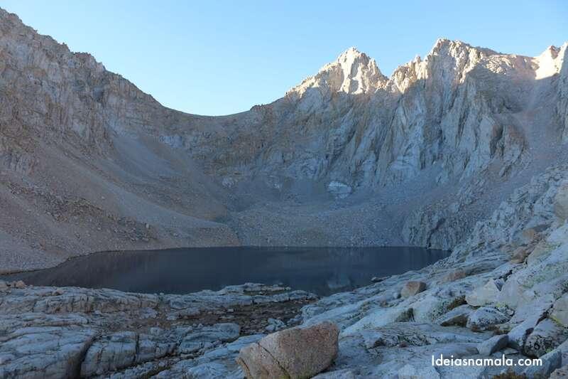 Consultation - Lake Mount Whitney