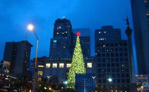 Union Square - Árvore de Natal