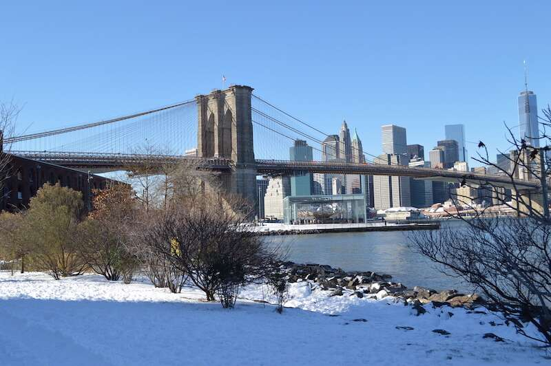 Ponte do Brooklyn - Nova York