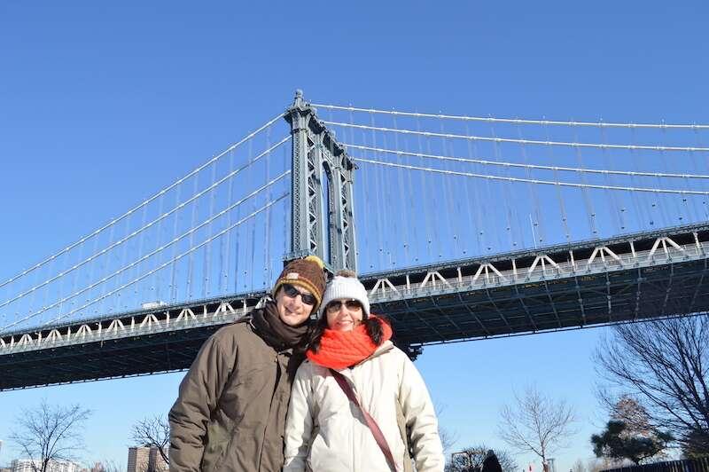 Ponte Williamsburg - Nova York