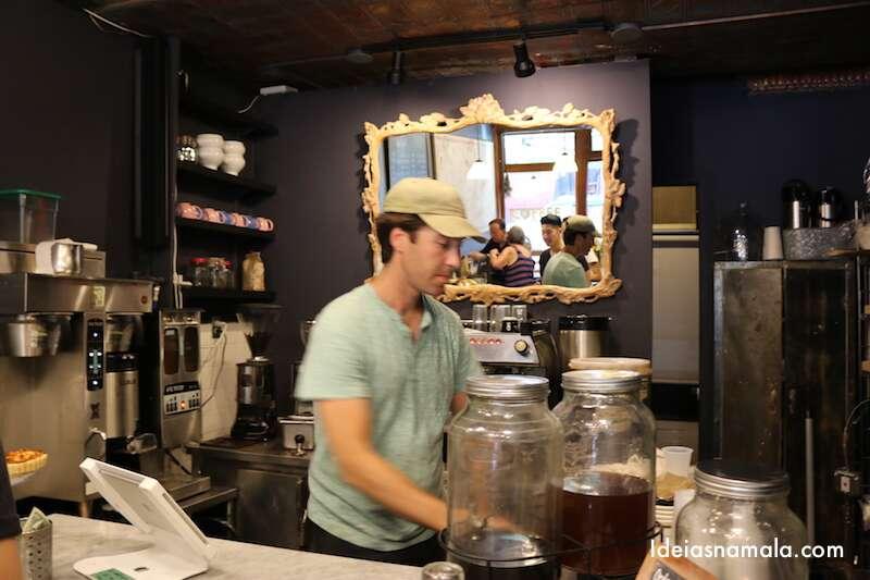 Coffee at the Tart - NY