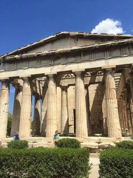 Templo de Hefesto - Atenas