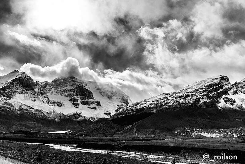 Icefield parkway - Canadá