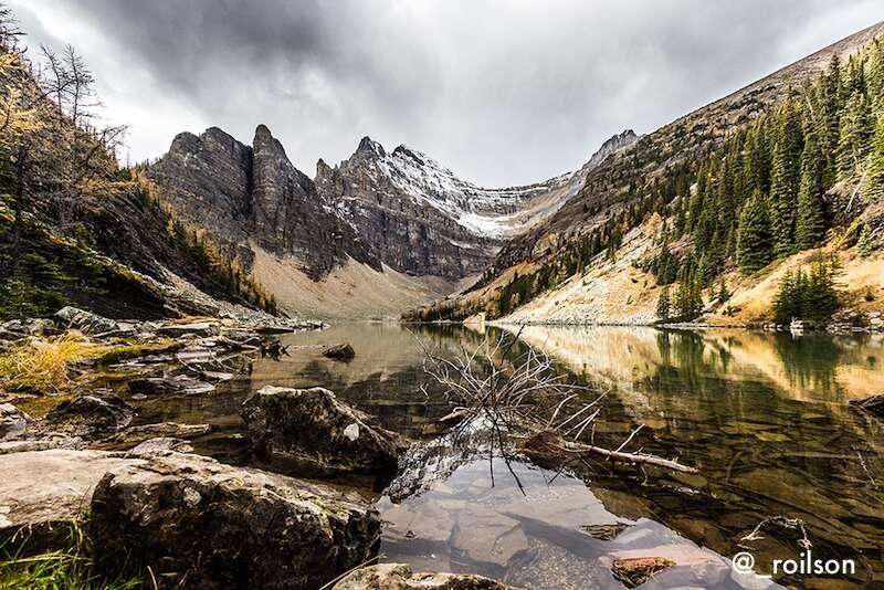 Lake Agnes - Banff