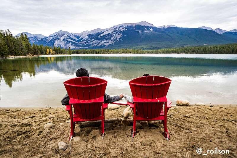 Lake Edith - Canadá