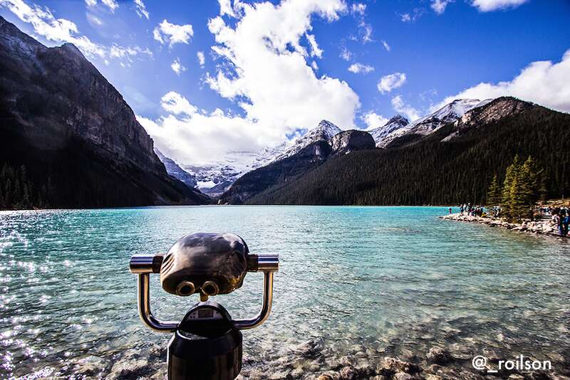 Lake Louise - Canadá