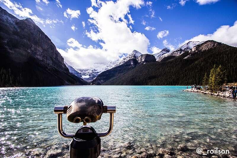 Lake Louise - Canadá