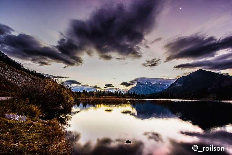 Amanhecer no Lake Vermillion