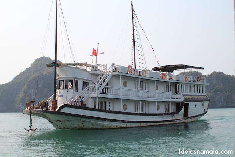 Barco Legacy - Halong Bay
