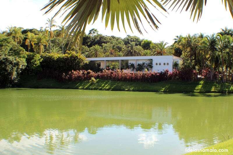Galeria Lago - Inhotim