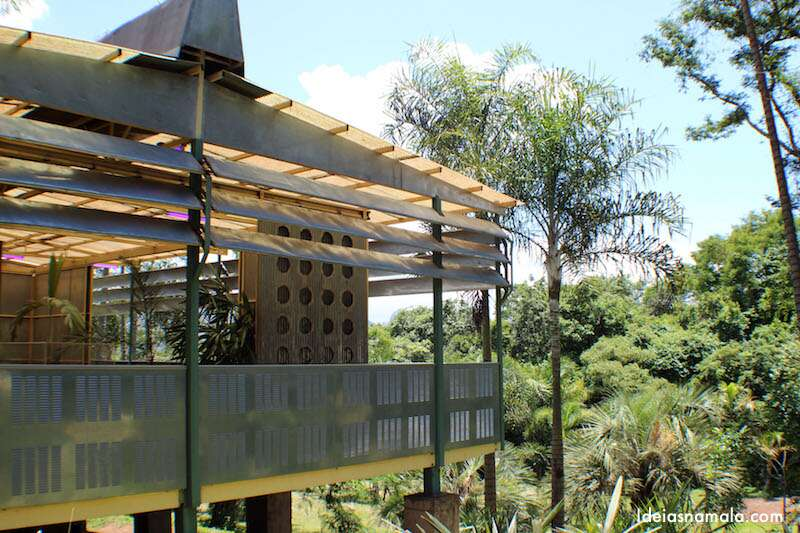 Palm Pavilion - Inhotim