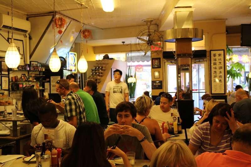Nom Wan Tea Parlor - NYC