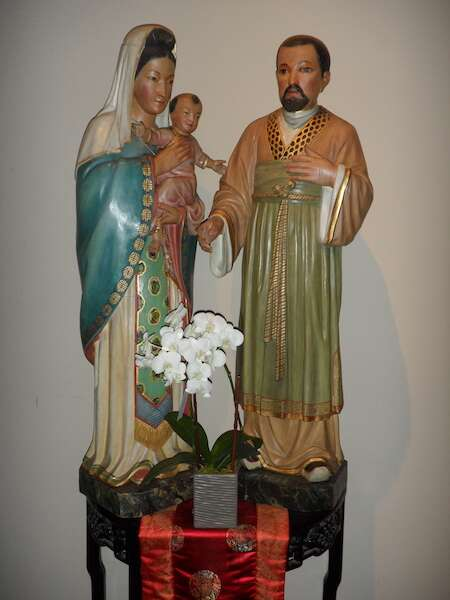 igreja St. Mary's - San Francisco