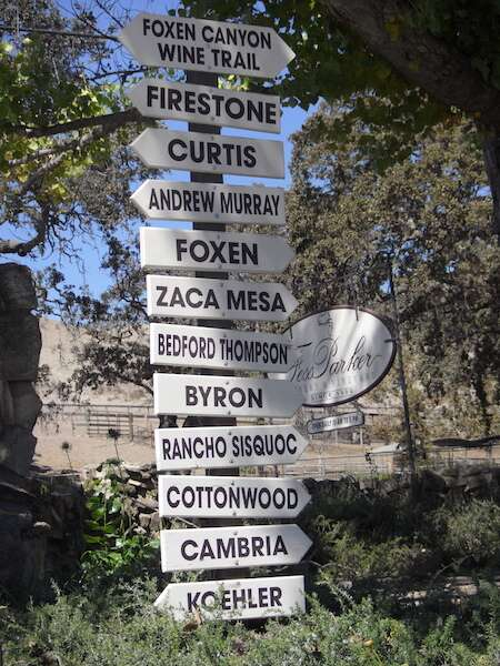Santa Inez Valley - Califórnia