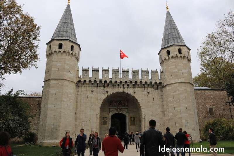 Roteiro Istambul