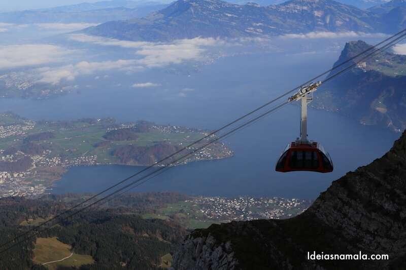 Monte Pilatus - Suíça