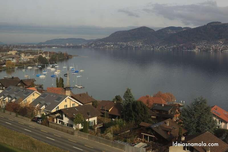 Lago Thurnersee - Suíça