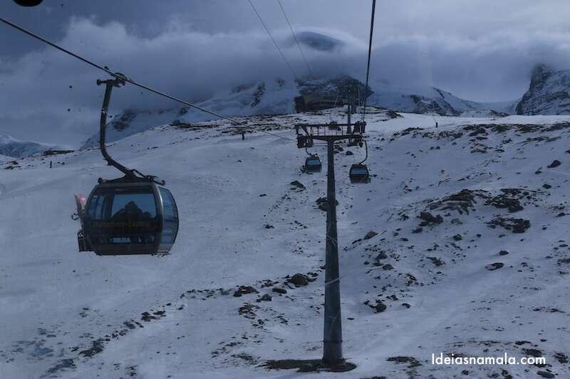 Glacier Paradise - Suíça