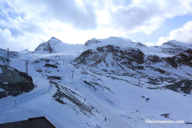 Klein Matterhorn - Suíça