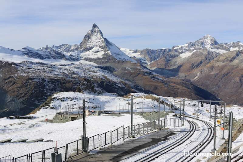 Gornergrat - Suíça