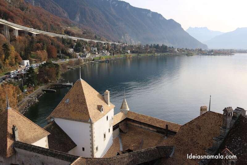 Castelo de Chillon - Suíça