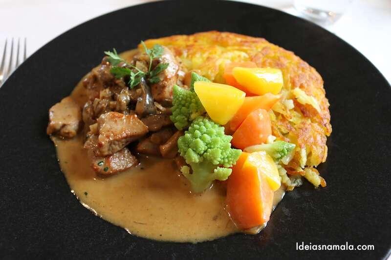 Comida típica - Suíça