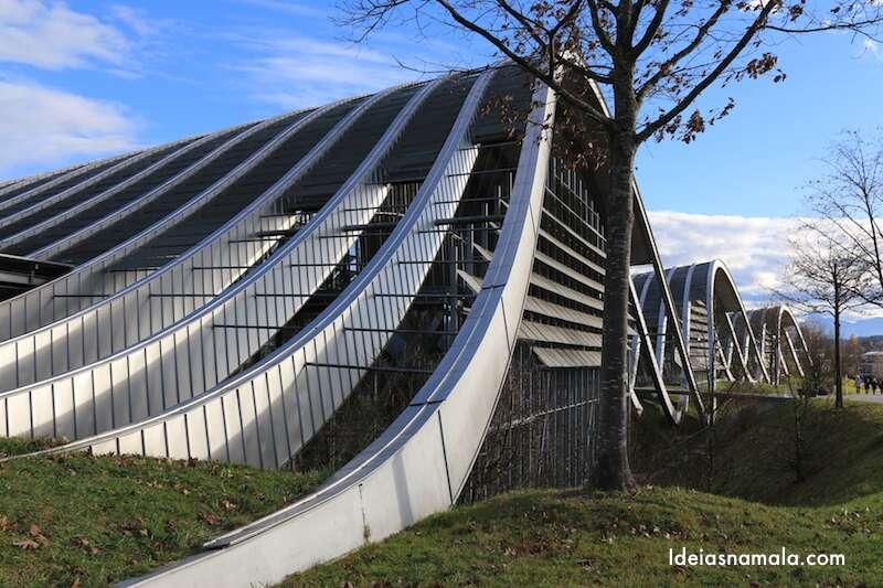 Paul Klee Zentrum - Suíça