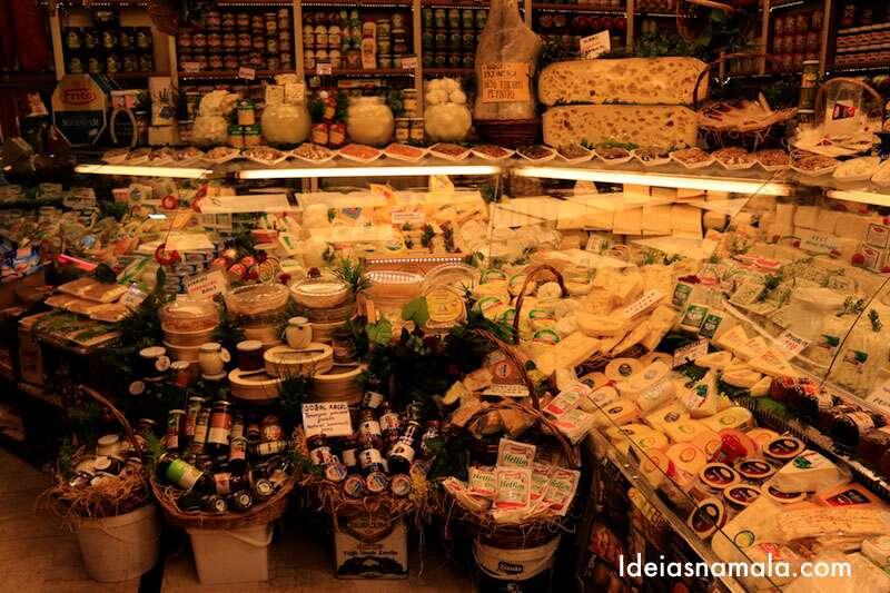 Tour Gastronômico em Istambul