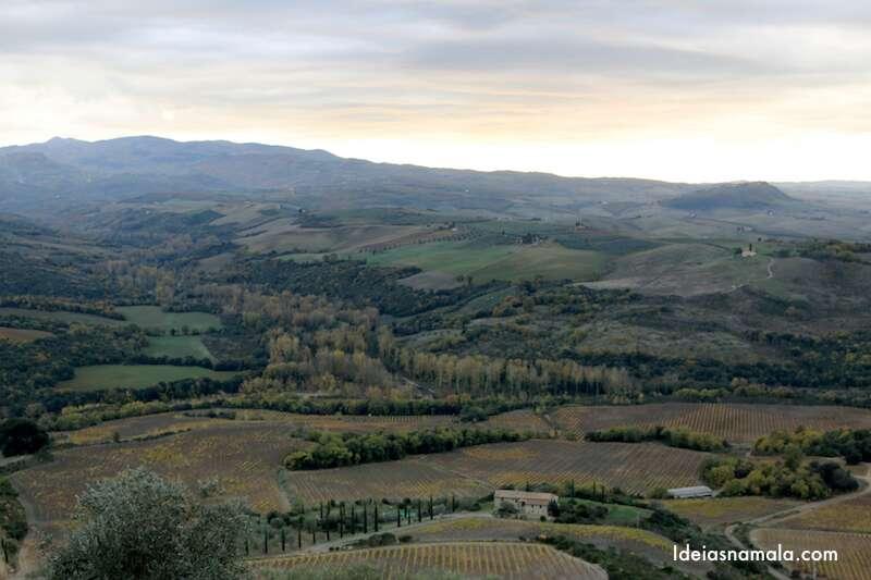 Castelo na Toscana - Castelo Di Velona