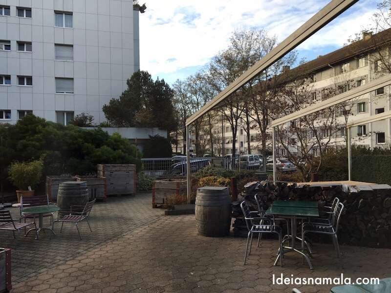 Hotel Alpenblick - Berna