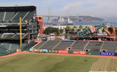 SF Giants -AT&T Park