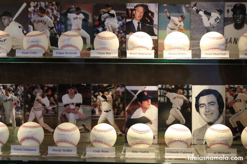 Museu do AT&T Park