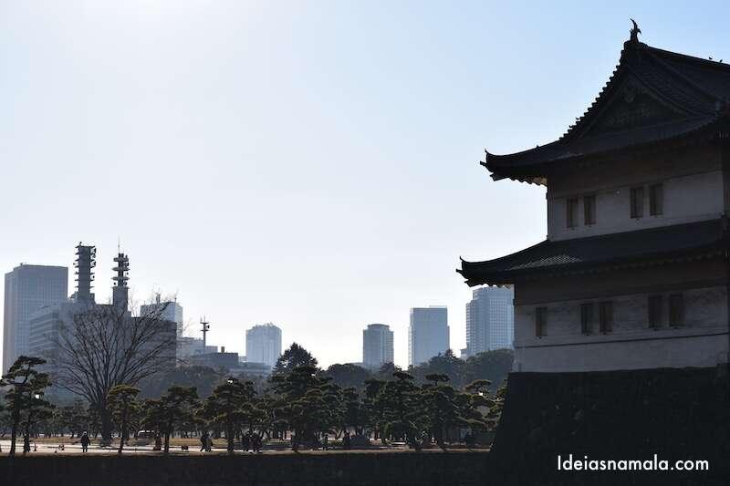 City Tour em Tóquio