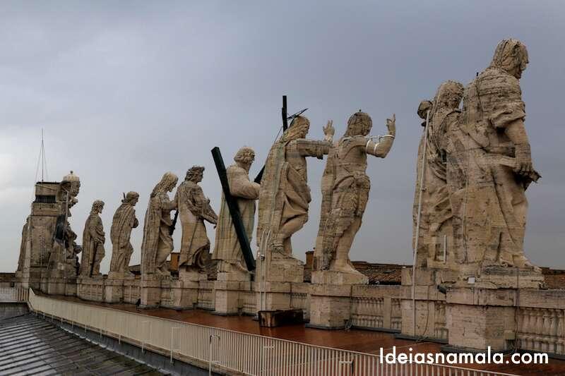 Cúpula do Vaticano 14