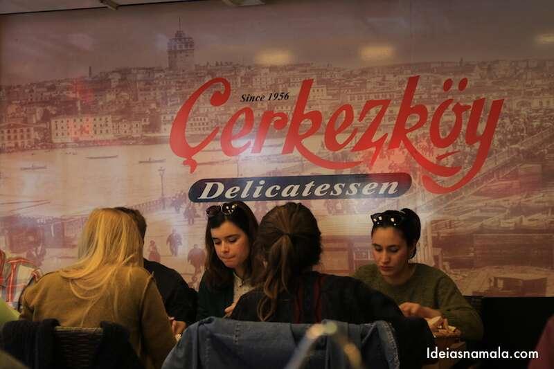 Café da Manhã Turc