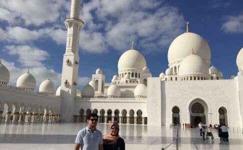 Abu Dhabi - Cruzeiro Dubai