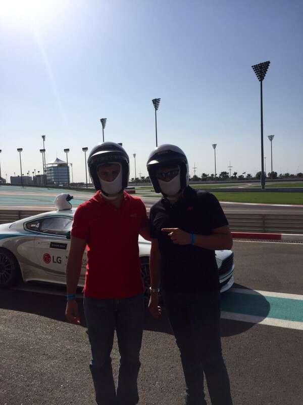 Circuito de F1 de Abu Dhabi